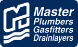 Master Plumbers Gasfitters and Drainlayers logo